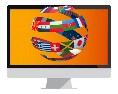 Posibilidad de poner varios idiomas